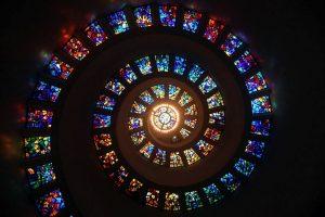 God's Coding Spiral