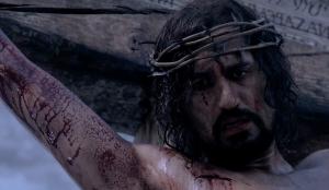 Risen - Jesus on the Cross